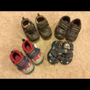 Boys shoe lot